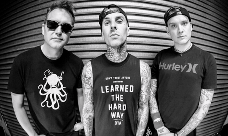 New Lineup with Matt Skiba (right)