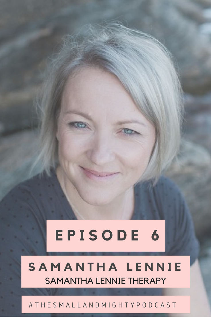 In episode six, I talk to Sam Lennie, Australia's leading natural therapist. We talk about moving your business 10,000 miles across the world, Facebook Advertising and business mentors!
