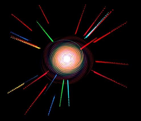 Laser Patterns
