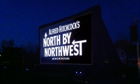 Huge Inflatable Outdoor Movie Screen