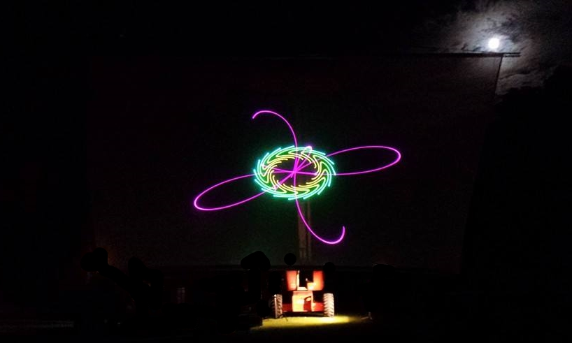 Laser Show Image Three