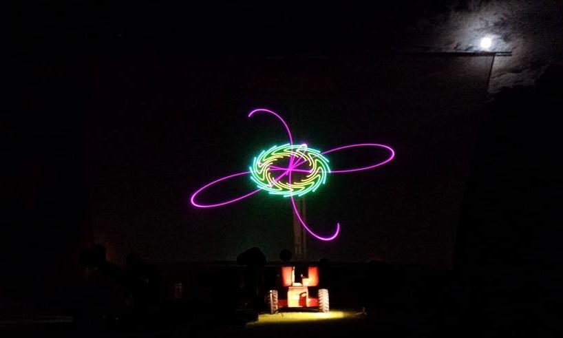 Laser Show Image Three