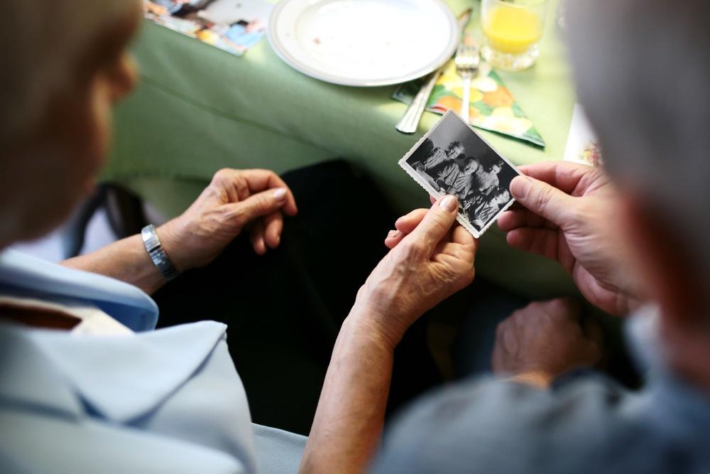 1- o alimento conecta pessoas a lembranças poderosas