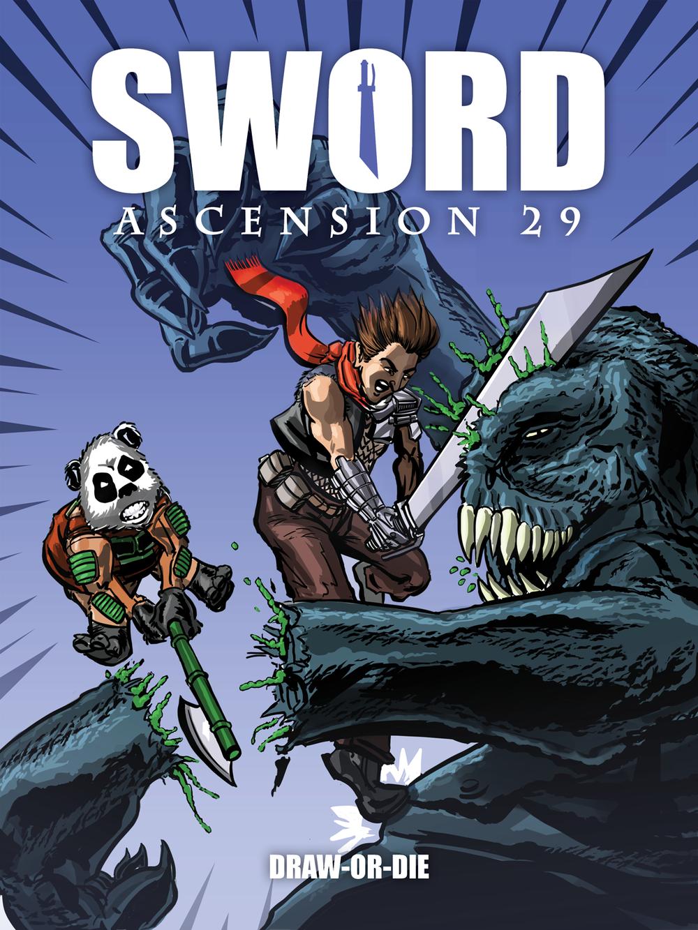 Ascension Challenge 29