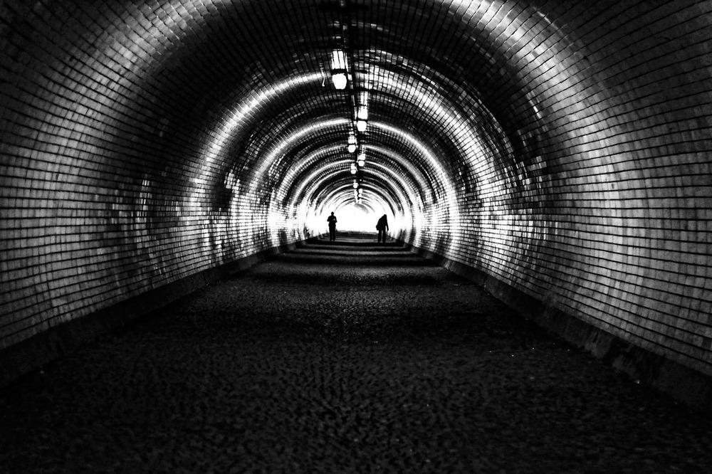 Žižkov tunnel, Prague CZ