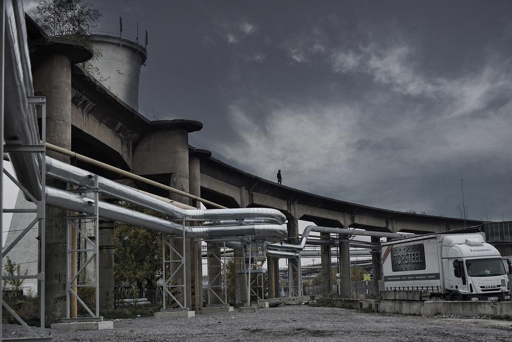 Poldi Steel Works, Kladno CZ