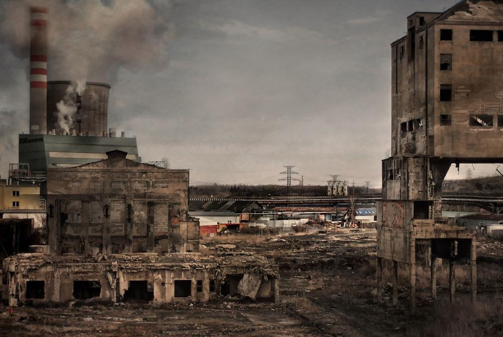 Poldi Steel Works, Kladno, CZ II