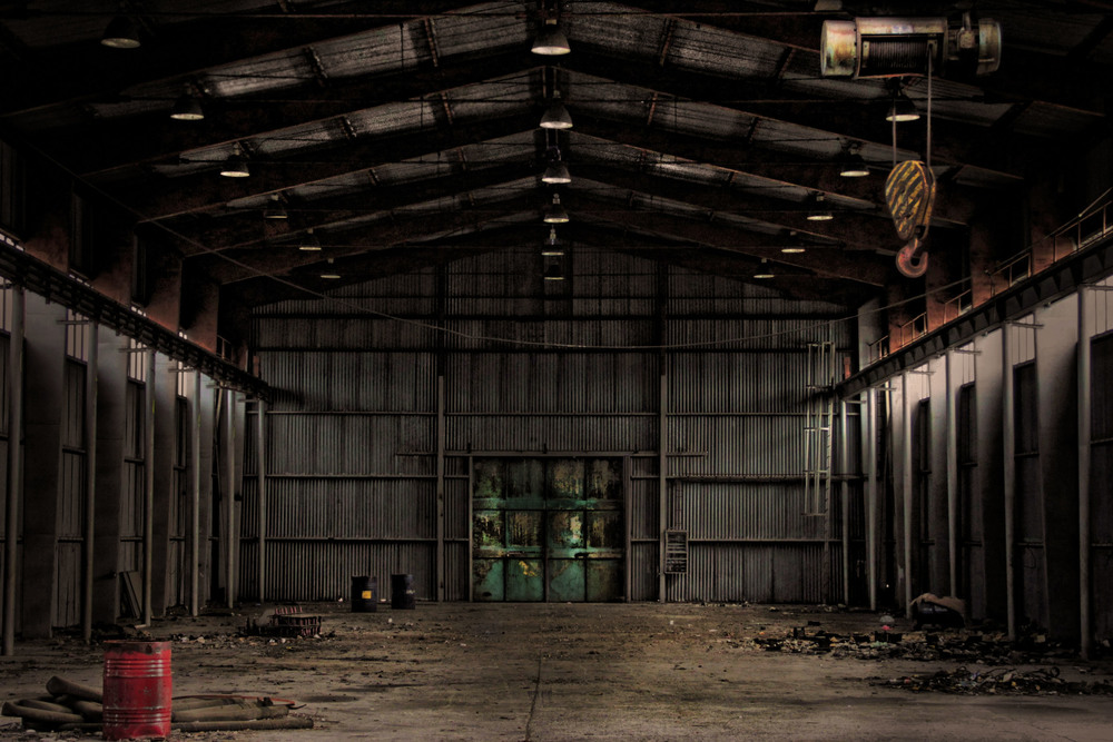 Poldi Storage Facility, Kladno, CZ