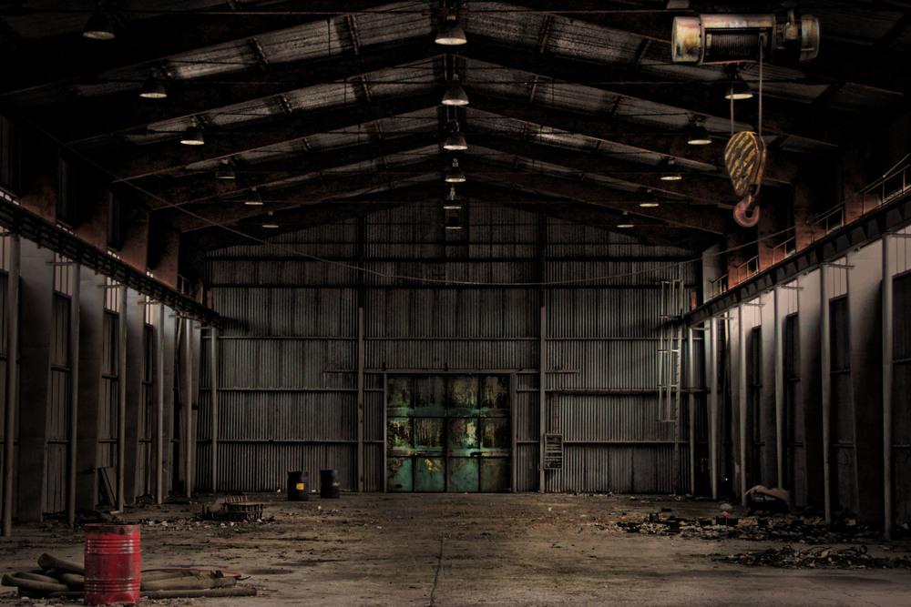 Poldi Steel Works, Kladno, CZ IV