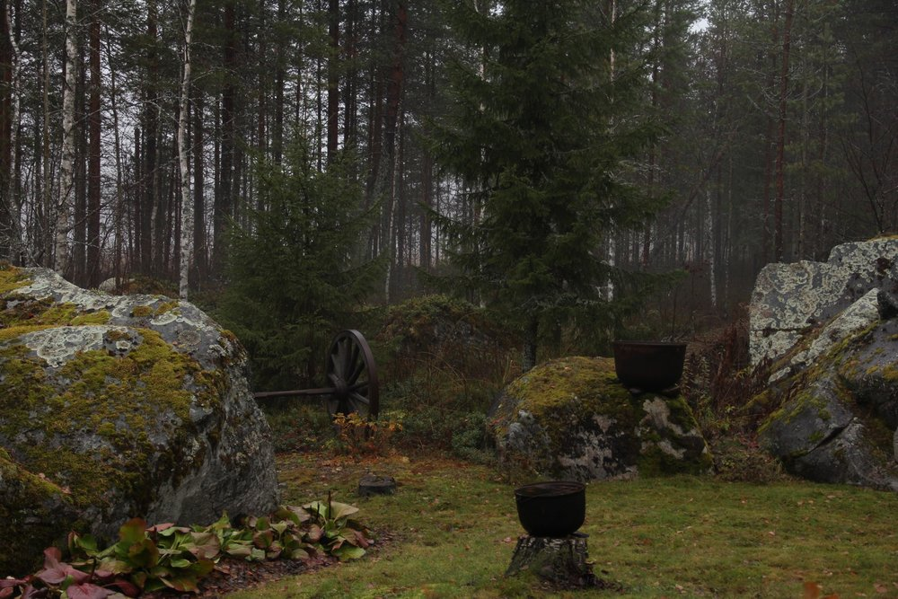 Helena's Cottage II, Joensuu Finland