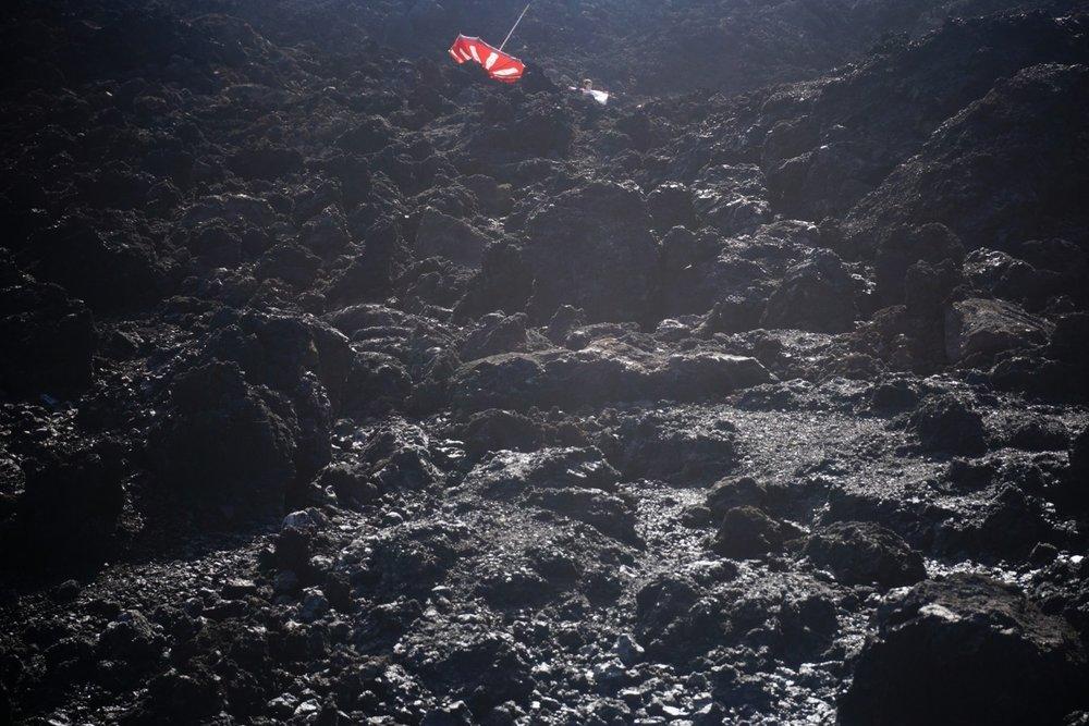 volcanic rock, La Palma, Canaries