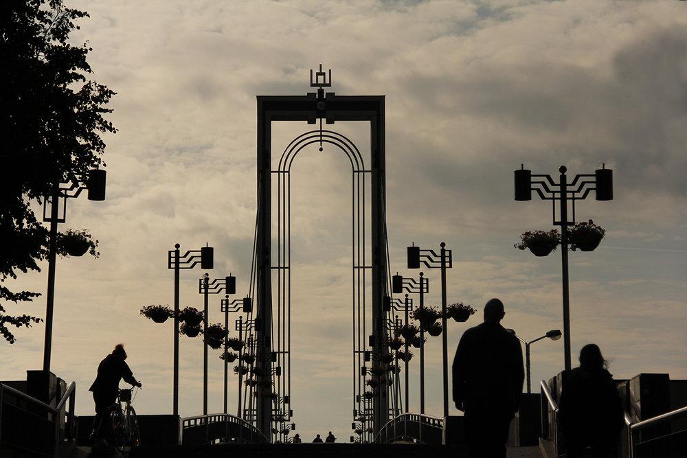 Baltic bridge
