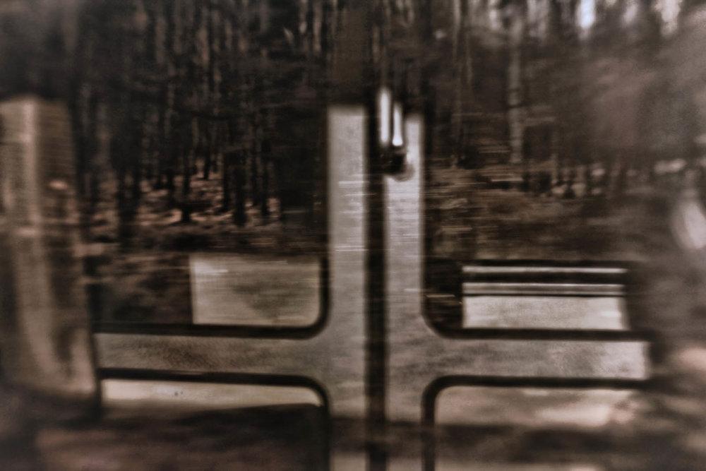 Train, CZ II