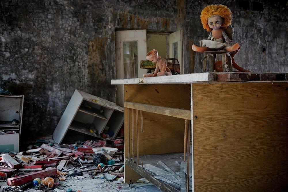Pripyat, UKR II