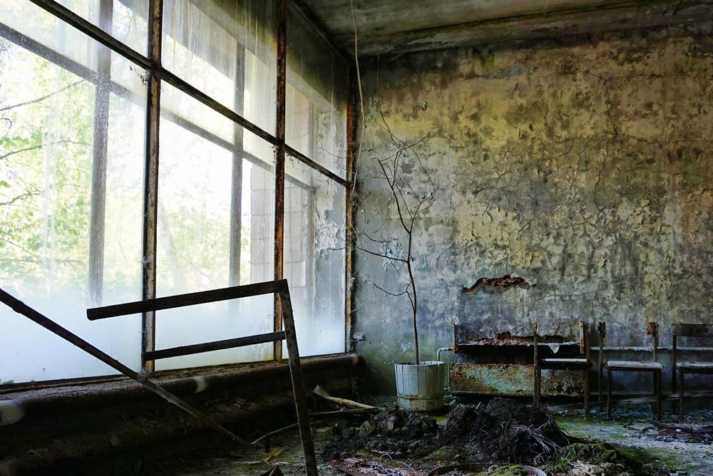 Hotel Pripyat, UKR
