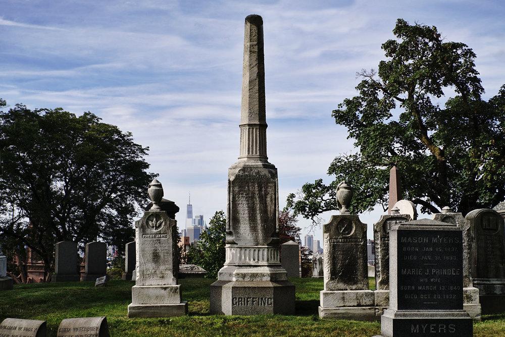 Greenwood cemtery, Brooklyn NY