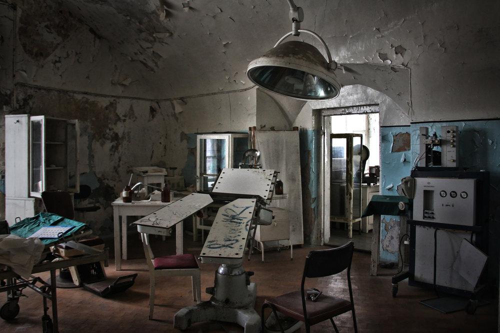 Karosta Prison, Latvia II