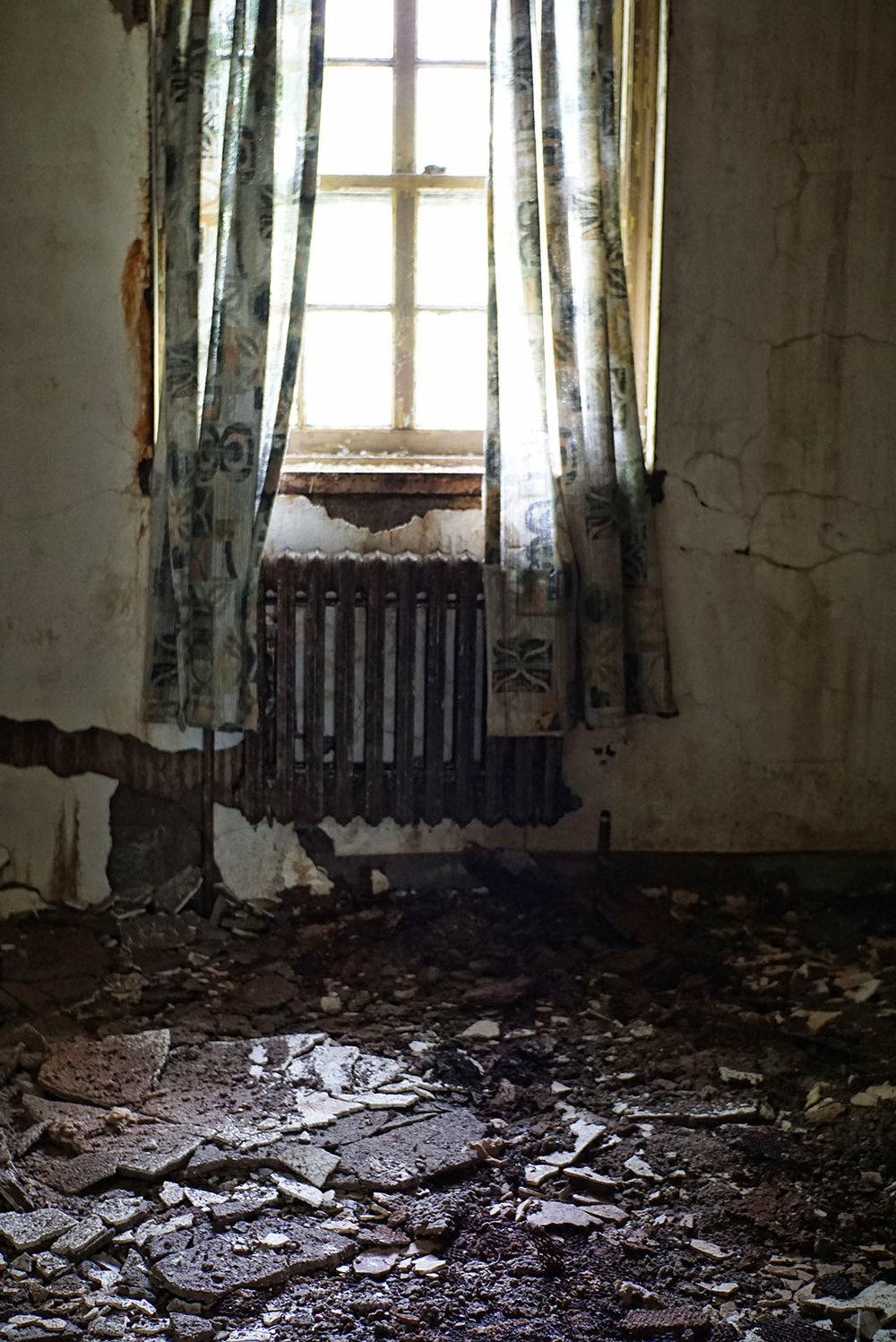 Rockland Psychiatric Hospital, NY / II