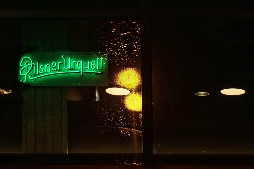 Želivského pub, Prague CZ