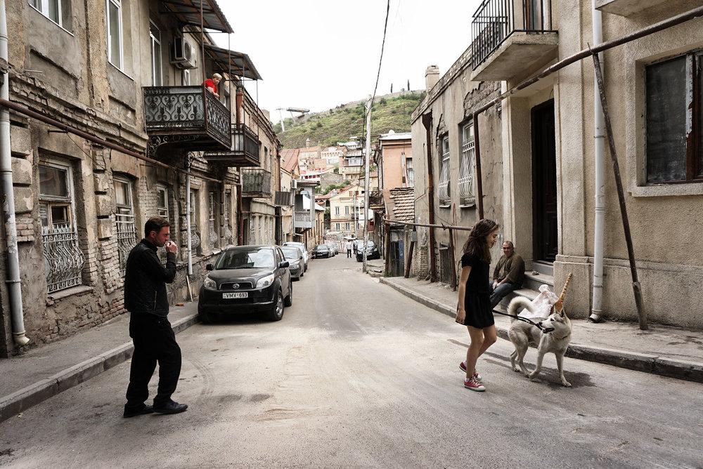 Old Town, Tbilisi Georgia
