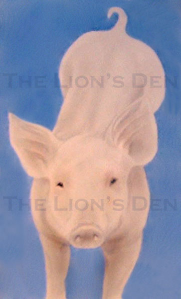 Pencilled Pork