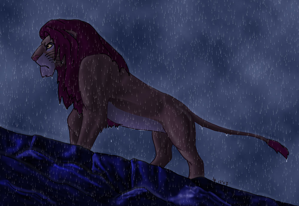 30) Under The Rain