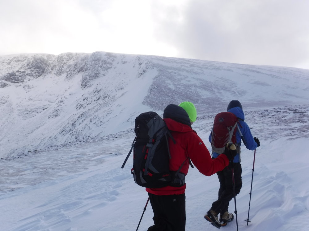 SCOTTISH WINTER COURSES -
