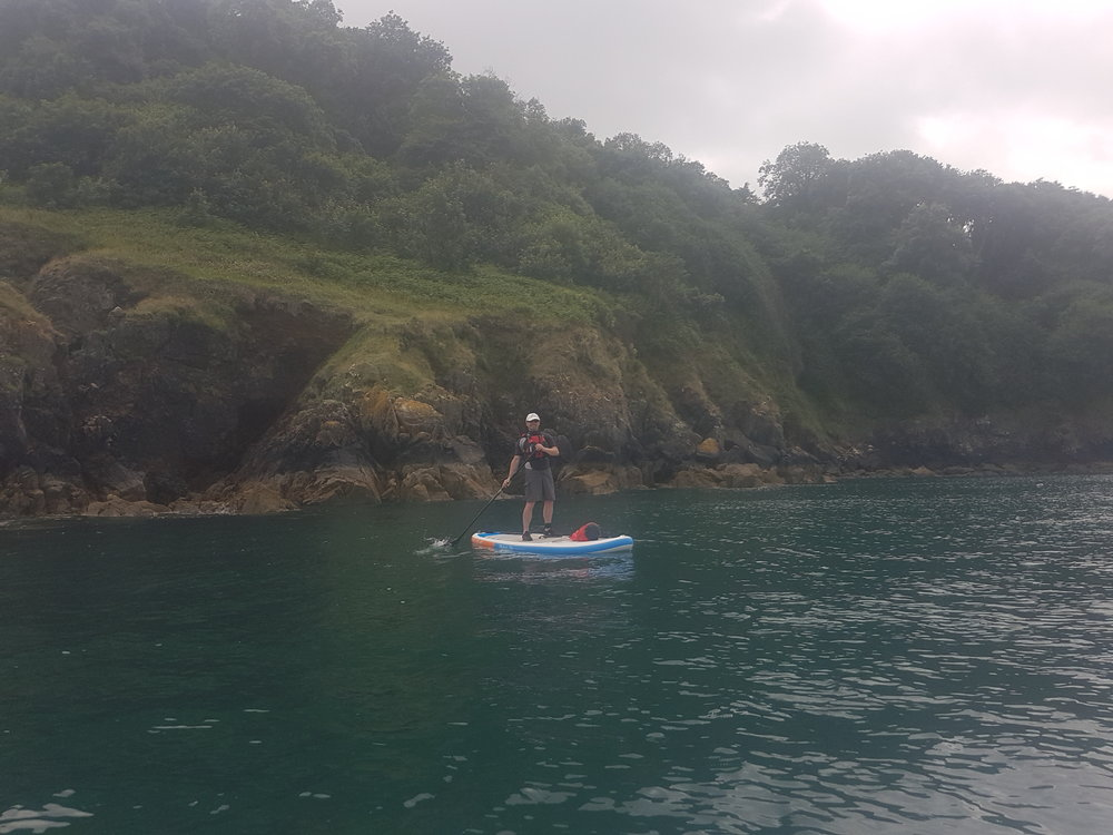 STAND UP PADDLEBOARD (SUP) -