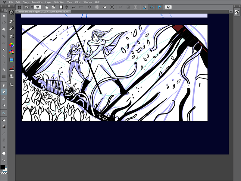 inks and blue line comic.PNG