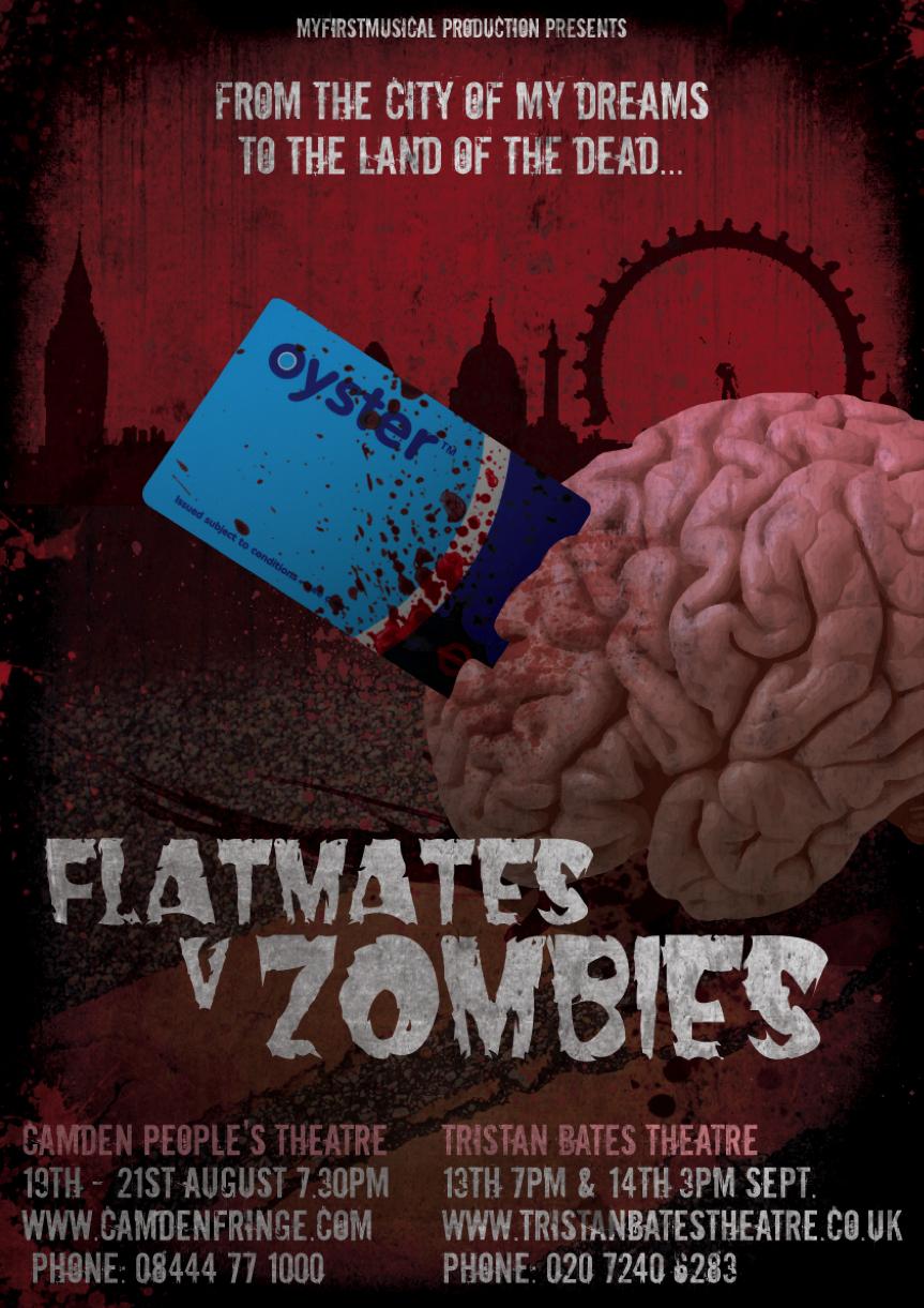 Flatmates v Zombies