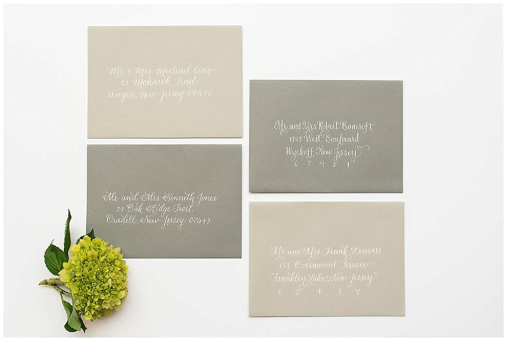 Red Oak Weddings | Preferred Vendor Guide | Lovely Scribe Calligraphy