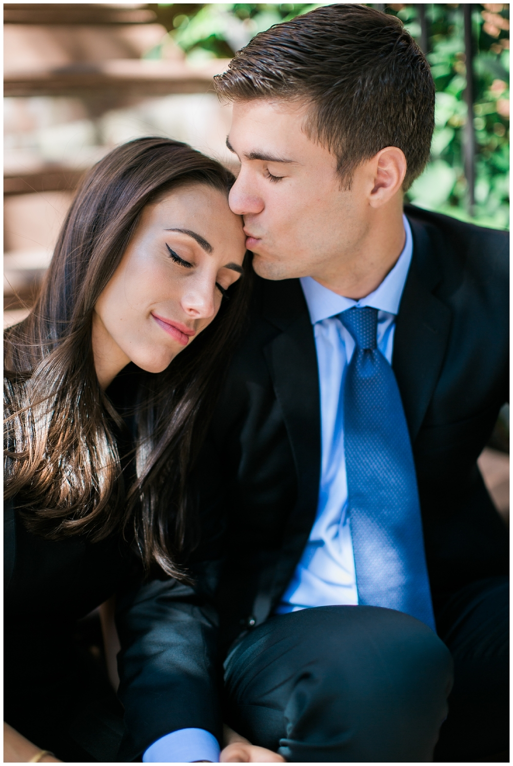 NYC Engagement Session | MOMA | Cadence Kennedy | Red Oak Weddings