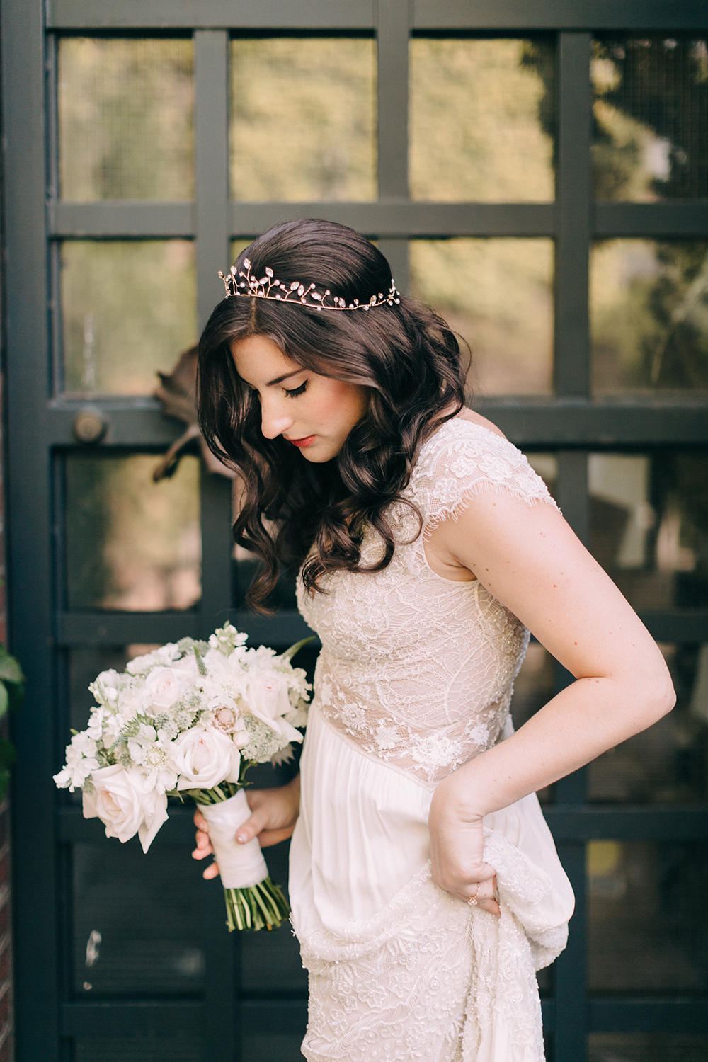 Emma Katzka Bridal | Custom Wedding Hairpiece