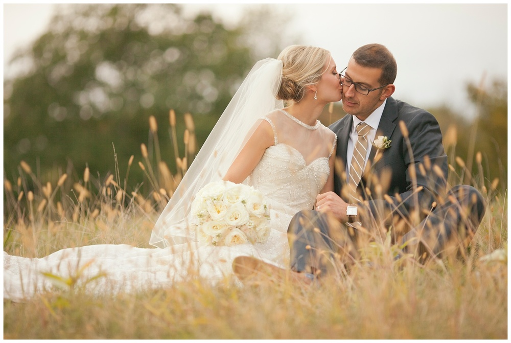 Saratoga National Golf Course Wedding | Bride and Groom