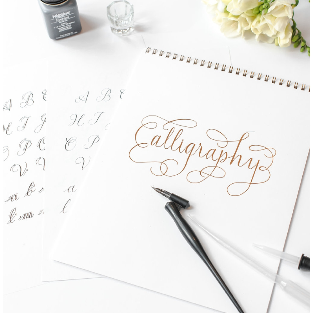 LOVELY SCRIBE CALLIGRAPHY