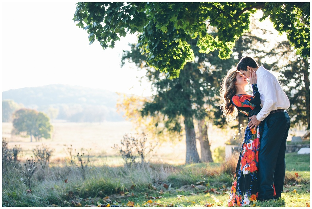New York, New Jersey and Pennsylvania wedding vendors, resources and inspiration for the modern couple | Valley Forge National Park
