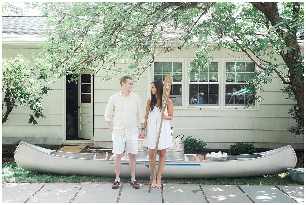 Introducing our first Blogger Bride, Kristen of Maid of Henry! Photos by Nicole Detone Photography
