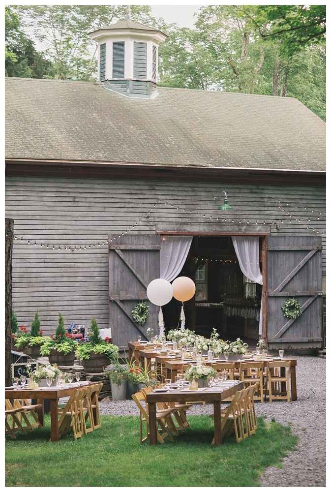 Saturday, June 28, 2014 Nicole and Andrew's wedding at The Roxbury Barn in Roxbury, NY.