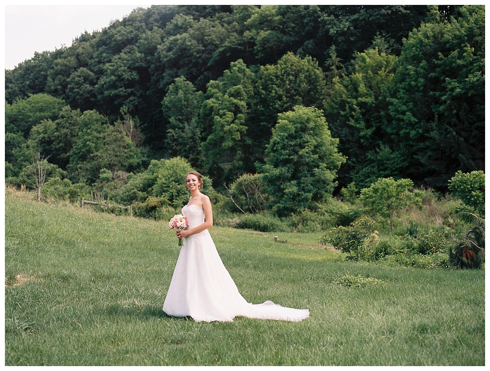 Pennsylvania Weddings | Glasbern Inn, Fogelsville, PA | Real weddings, engagements and inspiration for the modern PA Bride | www.redoakweddings.com