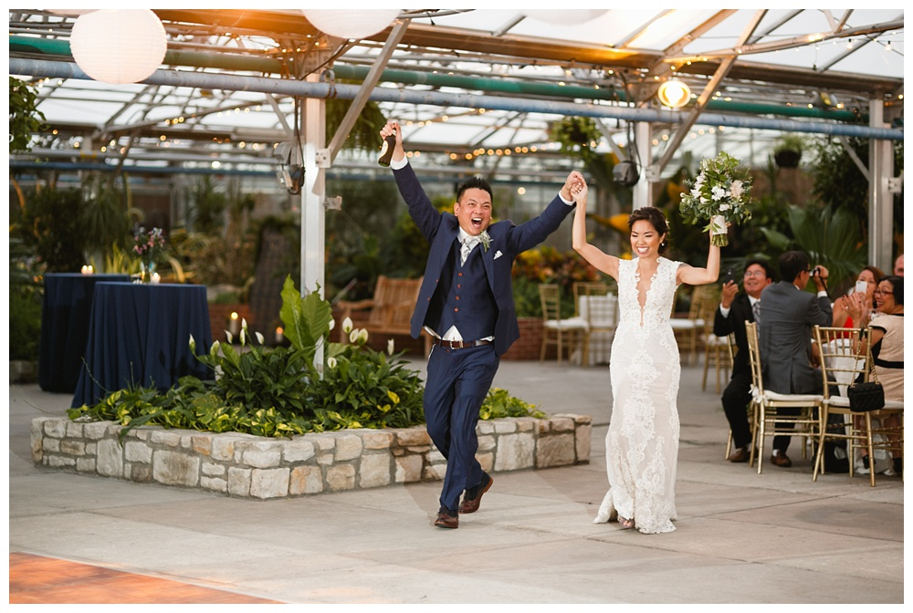 Pennsylvania Weddings | Horticulture Center in Fairmount Park | Real weddings, engagements and inspiration for the modern PA Bride | www.redoakweddings.com