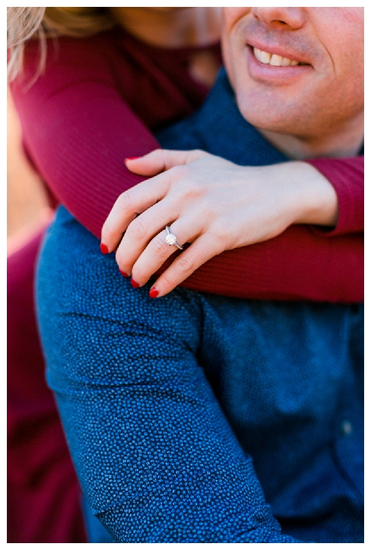 New Jersey Engagements | The Ridgewood Country Club Paramus, NJ | Real weddings, engagements and inspiration for the modern NJ Bride | www.redoakweddings.com