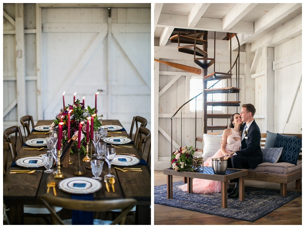New Jersey Wedding Inspiration | The Boat House Chapel at Bonnet Island Estate  | Real weddings, engagements and inspiration for the modern NJ Bride | www.redoakweddings.com