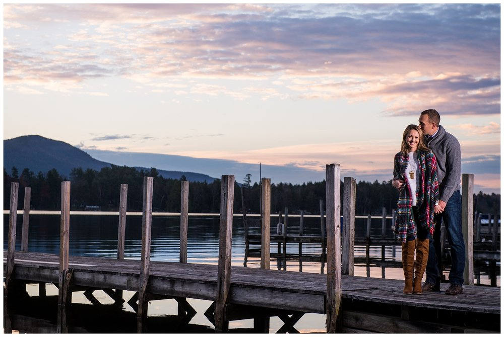 New York Engagements | Lake George, New York | Real weddings, engagements and inspiration for the modern NY Bride | www.redoakweddings.com