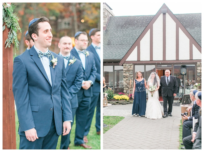 New Jersey Weddings | Lake Valhalla Club, Montville, NJ | Real weddings, engagements and inspiration for the modern NJ Bride | www.redoakweddings.com