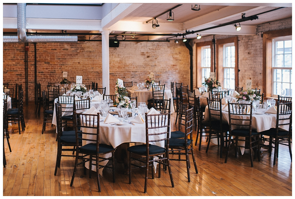New York Weddings | Hotel at the Lafayette, Buffalo, New York | Real weddings, engagements and inspiration for the modern NY Bride | www.redoakweddings.com