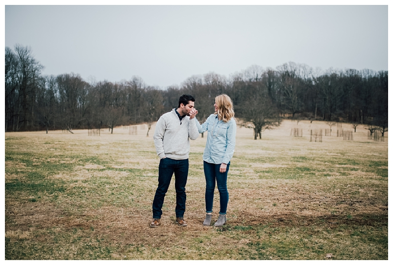 New Jersey Engagements | Morristown National Historical Park | www.redoakweddings.com