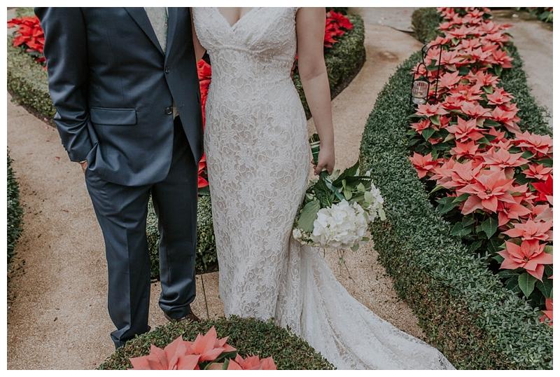 Pennsylvania Wedding | Phipps Conservatory and Botanical Gardens | Pittsburgh, PA | www.redoakweddings.com