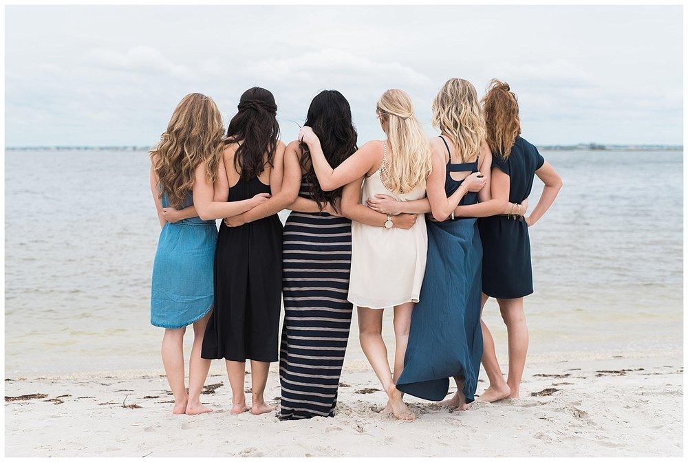 Jersey Shore Bachelorette Celebration   Lavallette, NJ   Real weddings, engagements and inspiration for the modern NJ Bride   www.redoakweddings.com