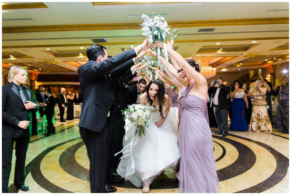 New Jersey Weddings | The Venetian, Garfield NJ | www.redoakweddings.com