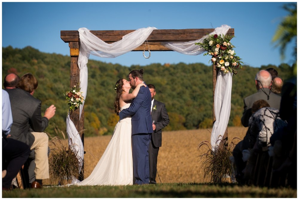 Upstate New York Weddings | Wedding Barn at Lakota's Farm | Cambridge, NY | www.redoakweddings.com